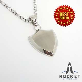Protection Shield Necklace (Biblical) (Available Now)