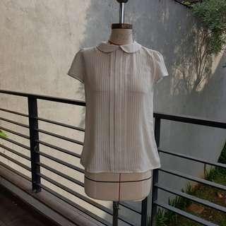 EXECUTIVE - Polkadot Shirt Satin
