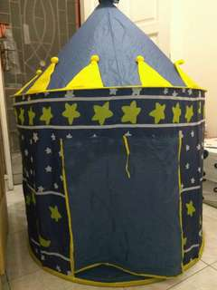 Tenda Istana Castle Warna Biru
