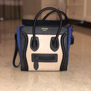 Celine Nano Tri-color Mirror 1:1