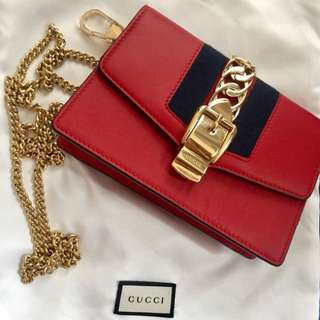 Gucci Sylvie Mini Bag