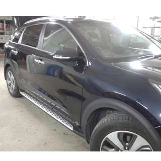 KIA NIRO 2017 SIDE STEPS call 8146 0903
