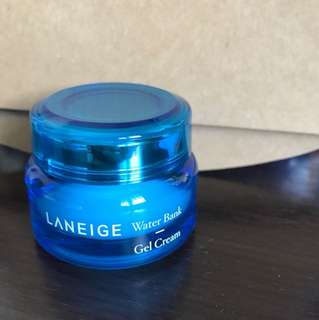 Laneige waterbank gel cream