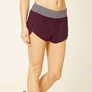 Forever 21 Workout / Running Shorts