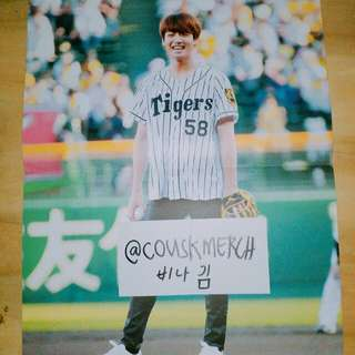 madein1997 : jungkook a3 poster