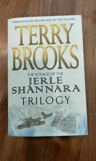 Terry Brooks, The Voyage of the Jerle Shannara Trilogy