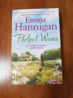 English fiction - Perfect wives