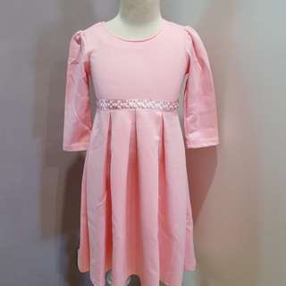 Pink Dress reduce rm20