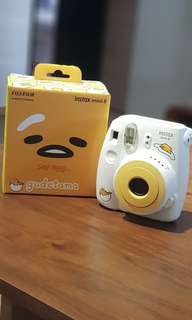 Fujifilm instax mini 8 - limited edition Gudetama