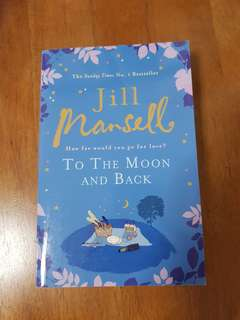 English novel - To the moon and back