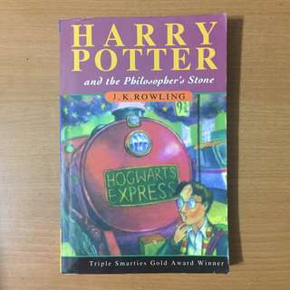Harry Potter and the Philosopher's Stone / Harry Potter and the Chamber of Secrets