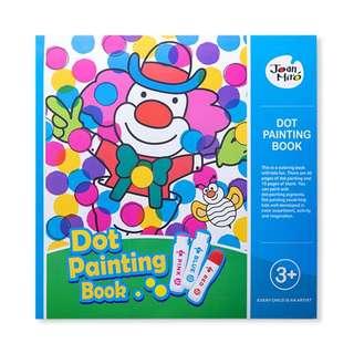 Joan Miro Dot Painting Book