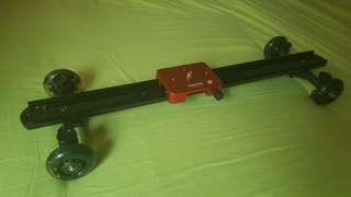 Kamerar 23 inches slider with wheels