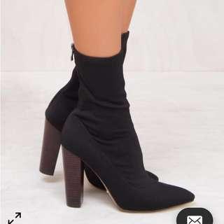 Billini Boots Size 8