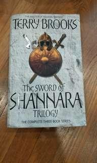 Terry Brooks, The Sword of Shannara Trilogy