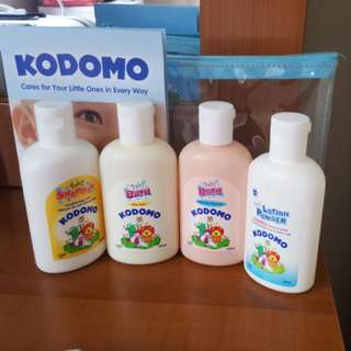 Kodomo travel pack