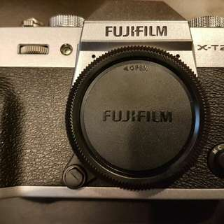 X-T20 silver (mint condition)