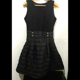 Dress Parasut import Hk