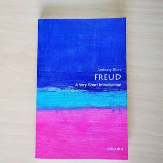 (NEW) Freud - A Very Short Introduction (Oxford)