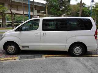 bus transport for chartered services/hiring