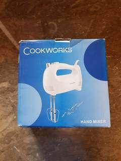 Cookworks Hand Mixer