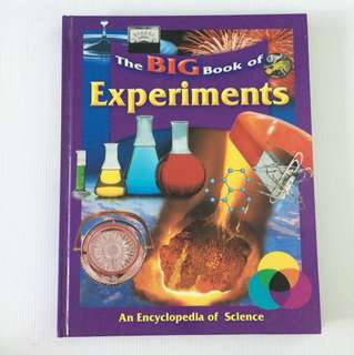 🔮 The Big Book of Science Experiments