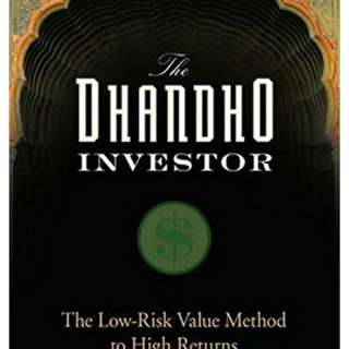 The Low Risk Value Method to High Returns.