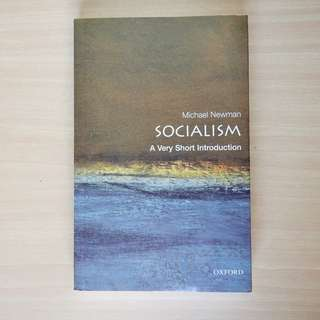 (NEW) Socialism - A Very Short Introduction (Oxford)