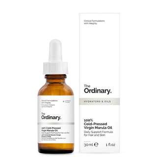 The Ordinary - 100% Cold-Pressed Virgin Marula Oil 30ml