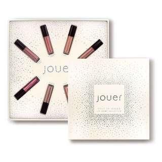 Jouer Cosmetics Best of Nudes Mini Lip Creme