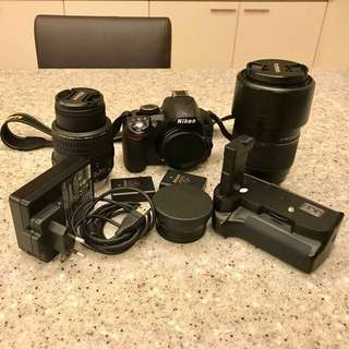 Nikon D3100 - Golden Opportunity (Price Reduced)