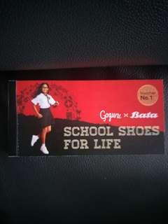 WTS: BATA School Shoe Vouchers
