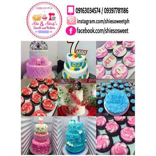 Affordable Customized Cakes and Cupcakes for all occassions