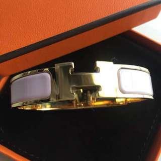 Hermes Bracelet - LILAC