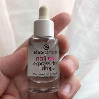Nail Art Express Dry Drops