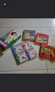 😊 7 Toddler Hardcover Books