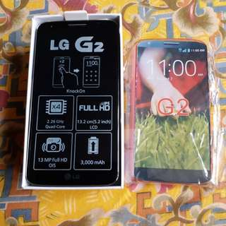 Orignal LG G2 Mobile phone Android camra 13MP screen 5,2 3g 4g lte 32gb Rom  cell phone with box and  mobile cover