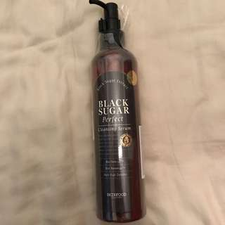 Cleaning Serum Black Sugar