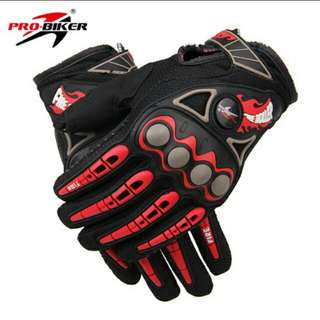 PRO BIKER Riding Gloves