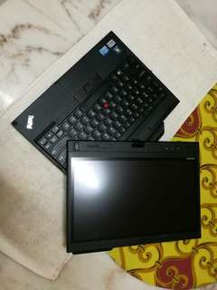 Lenovo i5 Touch Screen ThinkPad 3rd Gen 2 In 1 Tablet 12 Inch Business Laptop