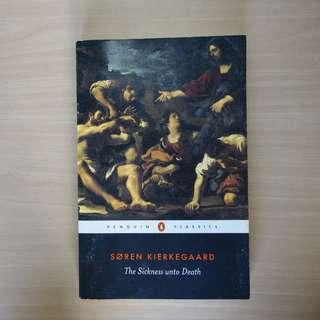 Soren Kierkegaard The Sickness Unto Death (Penguin Classics)