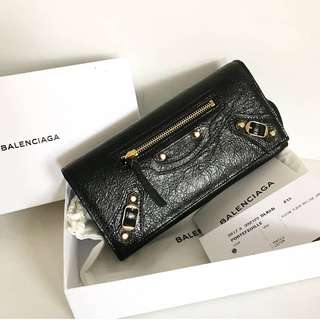 Authentic Balenciaga Wallet
