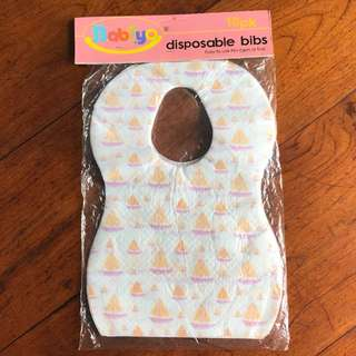 Babiyo Disposable Bibs 10pcs