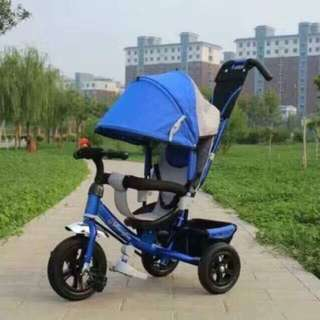 Stroller Bike with Handle