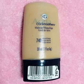 Foundation/ covergirl smoothers