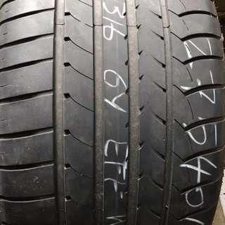 275/40/19 goodyear run fkat tyre 2pc available $65pc
