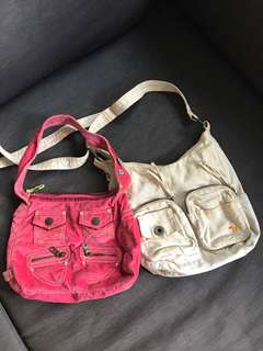 Abercrombie Bags selling in a pair