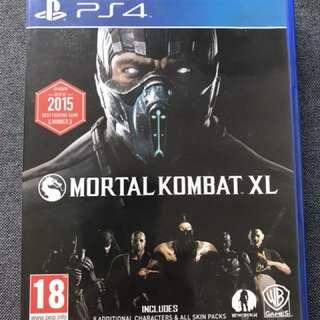 [PS4] Mortal Kombat XL