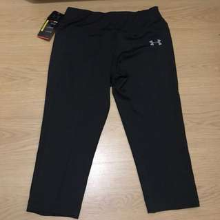 Under Armour Capri compression Tights (Large)
