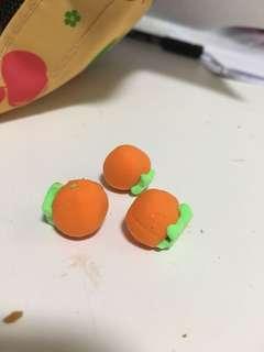 Mandarin oranges CNY edition of cute oranges!!